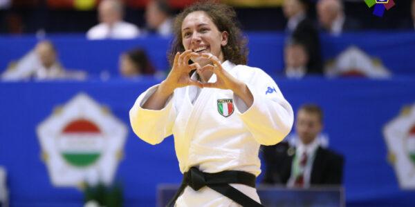 Europei U23: A Gyor Giulia Pierucci si colora di bronzo