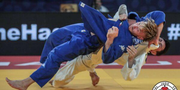 GP The Hague: Antonio Esposito si colora di bronzo