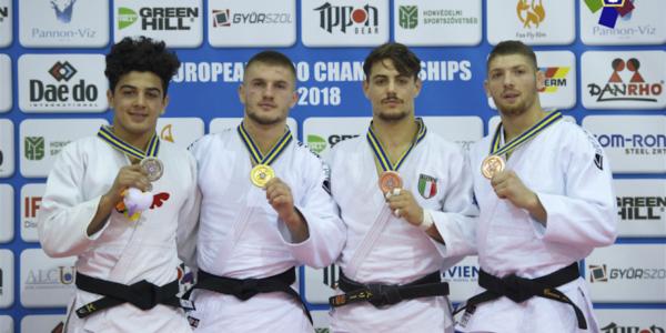 Europei U23: bronzo di Sulli e quinta piazza per Casaglia nella seconda giornata