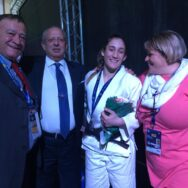 GP Tashkent 2018: Maria Centracchio è d'argento