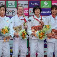 GS Osaka: Gwend quinta, Klimkait interrompe il dominio d'oro del Giappone