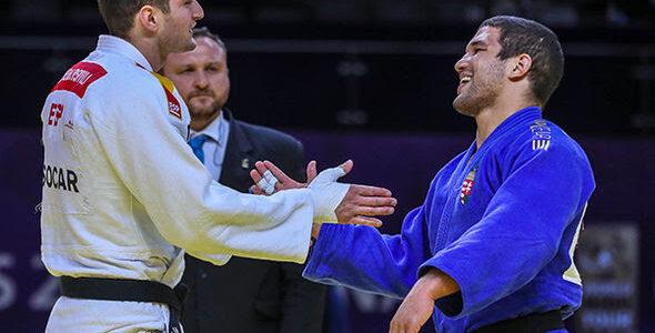 IJF Masters 2018: Giappone, Georgia e Russia sul podio