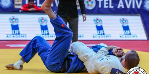 GP Tel Aviv 2019: Mungai d'argento, l'Italia chiude seconda nel medagliere