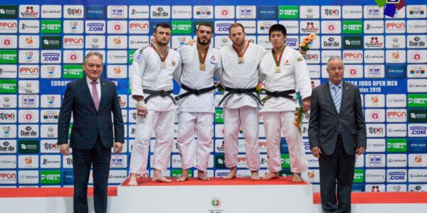 EJO Odivelas: Luca Ardizio è bronzo! Regis e Bruno quinti.