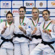Junior European Cup Coimbra 2019: Italia davanti a tutti!!