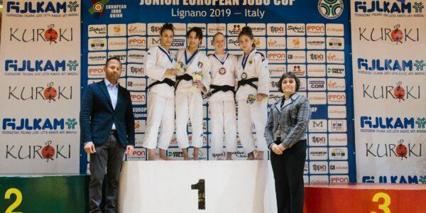 Lignano 2019: nella prima giornata oro per Castagnola e Pellitteri. Italia prima con 5 medaglie