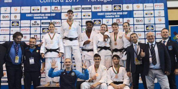 Azzurrini conquistano 17 medaglie a Coimbra