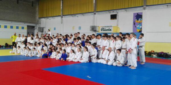 Intervista a Patrizia Boscolo a chiusura del 9° Week-end di Judo