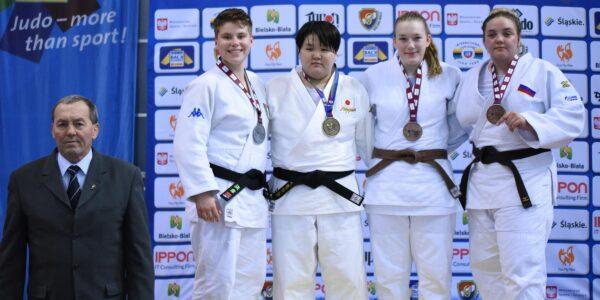 4 medaglie per i cadetti all'EJC di Bielsko-Biala