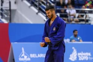Matteo Medves 5 - Minsk 2019