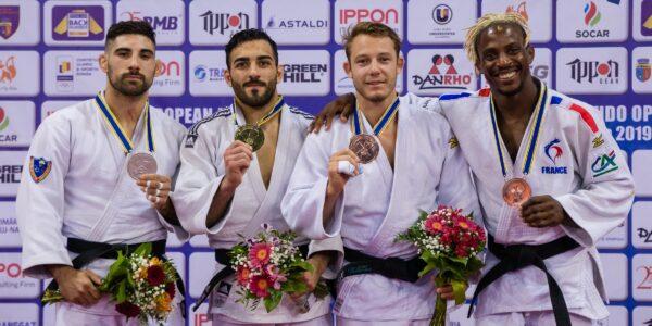 European Judo Open Cluj-Napoca 2019: E' subito SuperItalia!!!