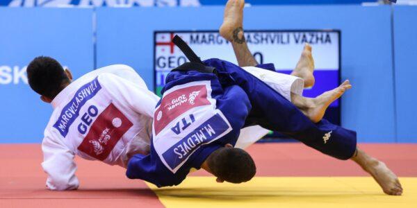A Misk, Matteo Medves vice campione d'Europa per la seconda volta