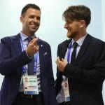 Massimiliano Benussi ed Emanuele Di Feliciantonio - Minsk 2019
