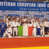 Pioggia di medaglie per l'Italia agli European Veterans Championships di Las Palmas