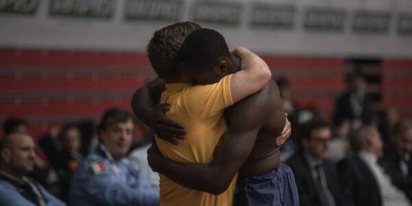 La storia di Daniel Kwadjo Anani: l'italiano impegnato ai Campionati Africani
