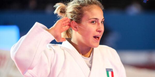 """Odette Giuffrida: """"Avevo una grande motivazione e nessuna poteva fermarmi"""""""