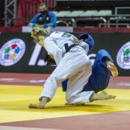"Francesca Giorda: ""Io amo fare Judo"""