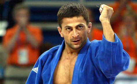 Il judo georgiano in rivolta contro il suo presidente
