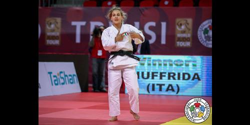 """Odette Giuffrida: """"Un solo obiettivo: l'Olimpiade"""""""